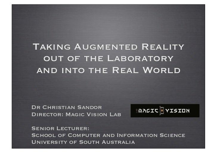Keynote Virtual Efficiency Congress 2012