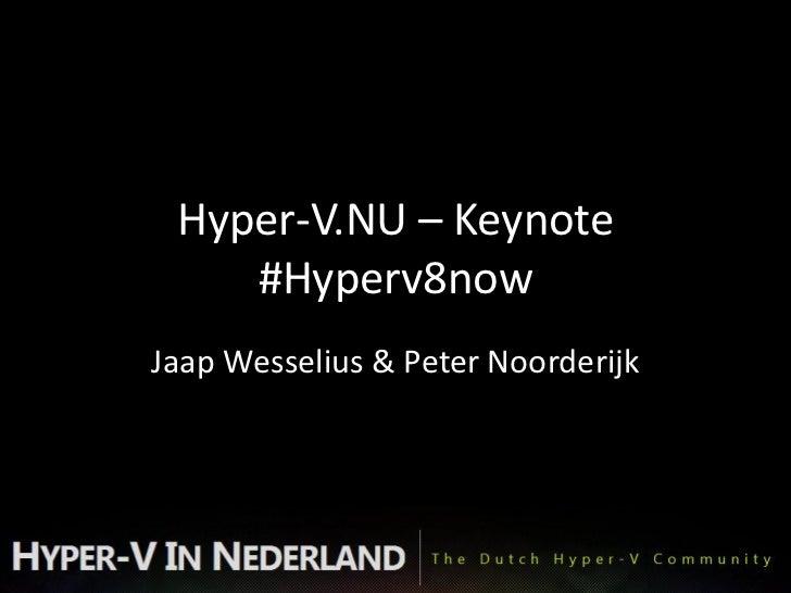 Keynote 2011 (wesselius noorderijk)