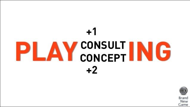 +1PLAY   CONSULT       CONCEPT        +2                 ING