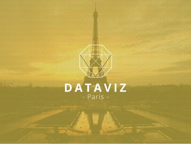MARDI 24 MARS 2015 LES FONDATEURS DATAVIZ-PARIS