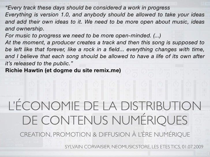Keynote Etes Tic Contenus Numériques