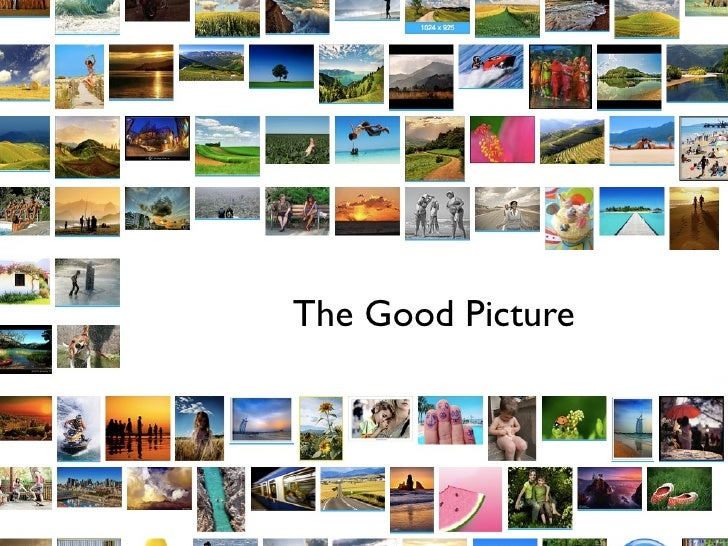 The Good Picture