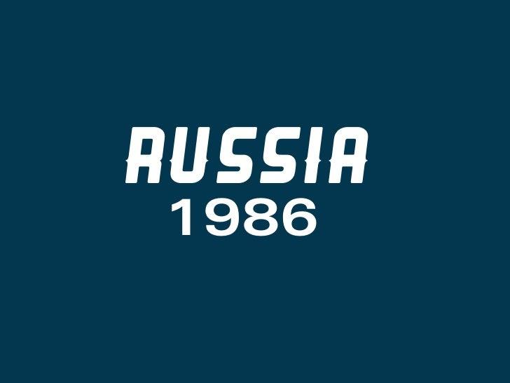 RUSSIA1986