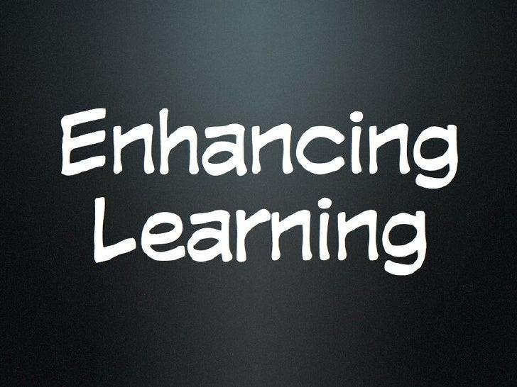 Enhancing Learning - RSC Eastern eFair