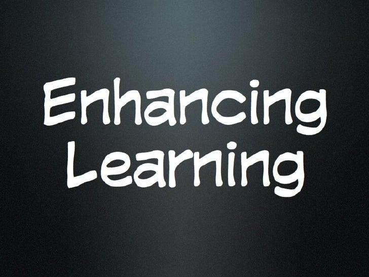 Enhancing Learning - RSC Eastern eFair