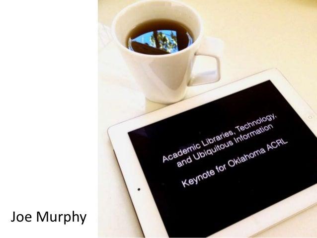 Keynote ok acrl murphy
