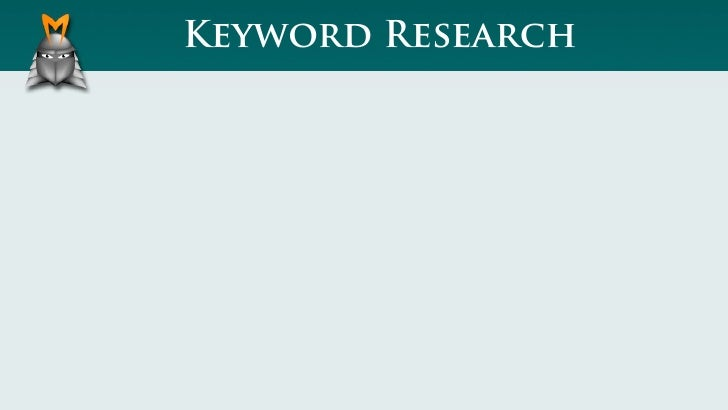 Finding Keywords for Long Tail Marketing