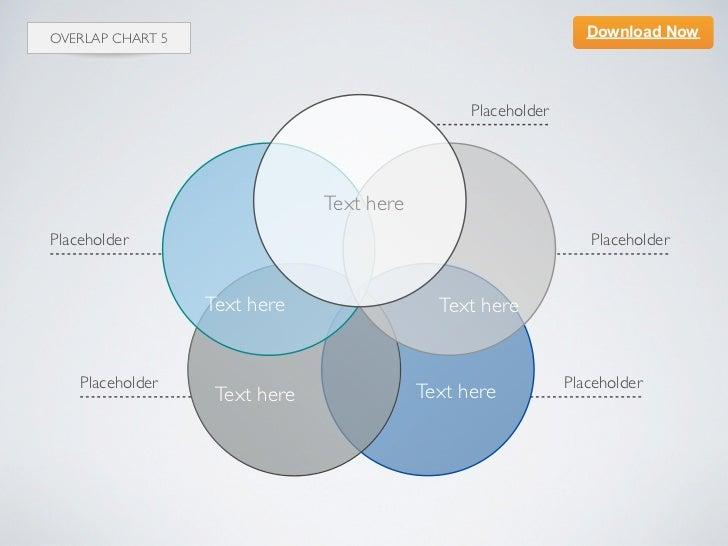 keynote template overlap chart 5. Black Bedroom Furniture Sets. Home Design Ideas