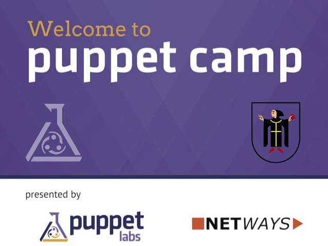 Puppet Keynote by Ralph Luchs