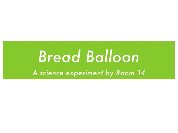 Keynote (Science Experiment)