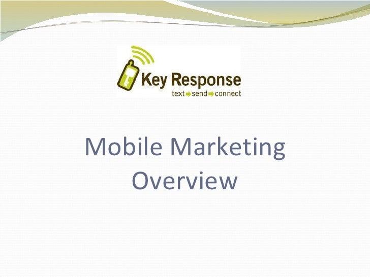 Key Response Info