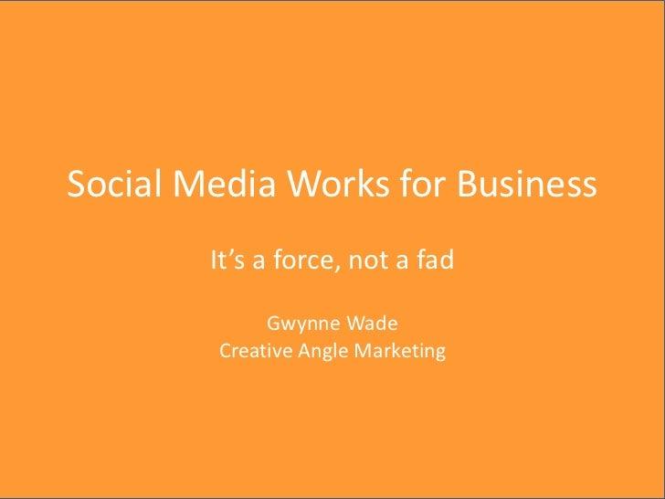 Key social media statistics v3