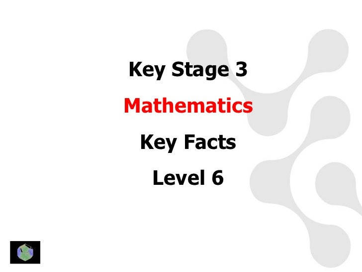 Level 6 Maths Revision