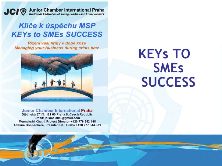 Keys To Sme Success