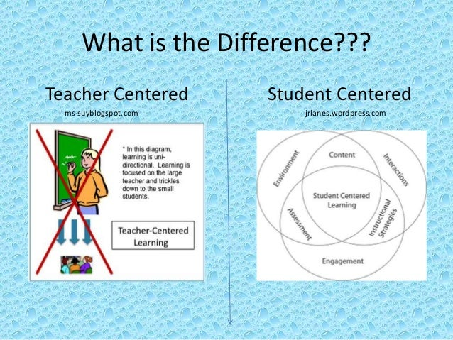Keys to student centered learning final