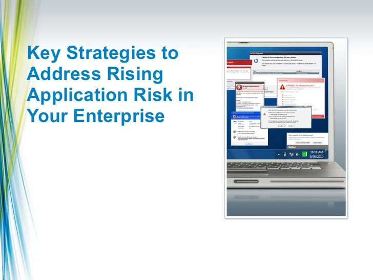 Key Strategies to Address Rising Application Risk in Your Enterprise