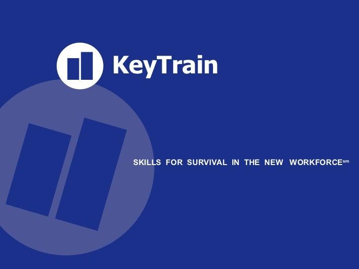 Key train