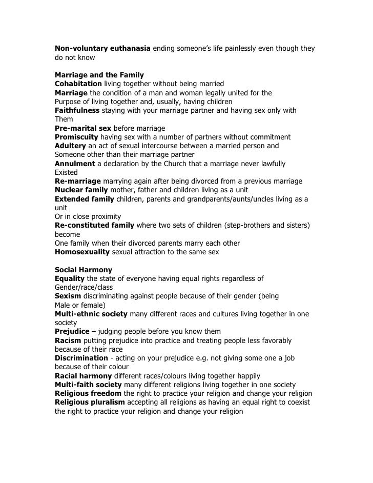 argumentative essay religion