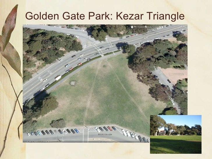 Golden Gate Park: Kezar Triangle