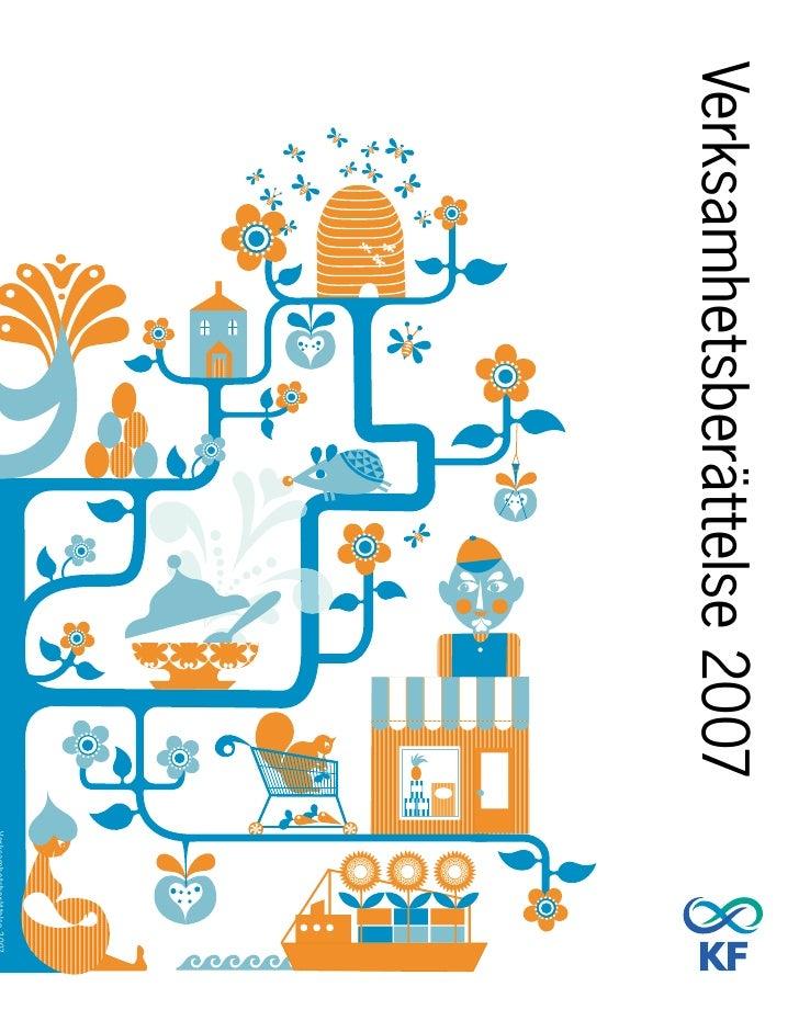 Verksamhetsberättelse 2007