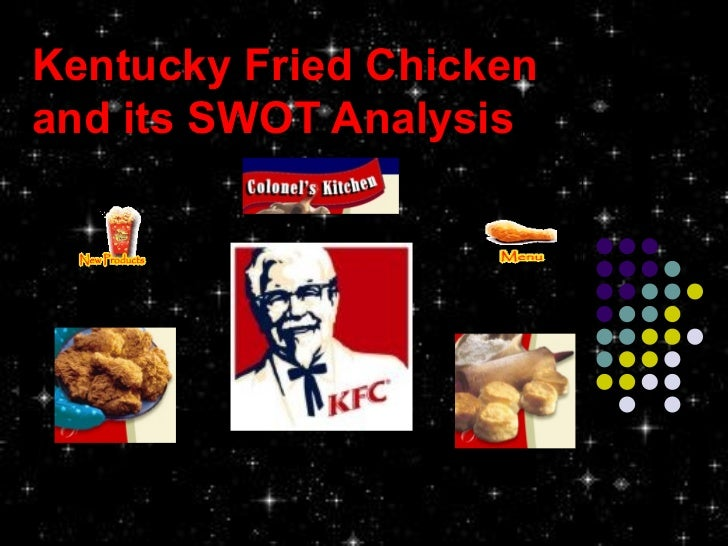 Kentucky Fried Chicken and its SWOT Analysis