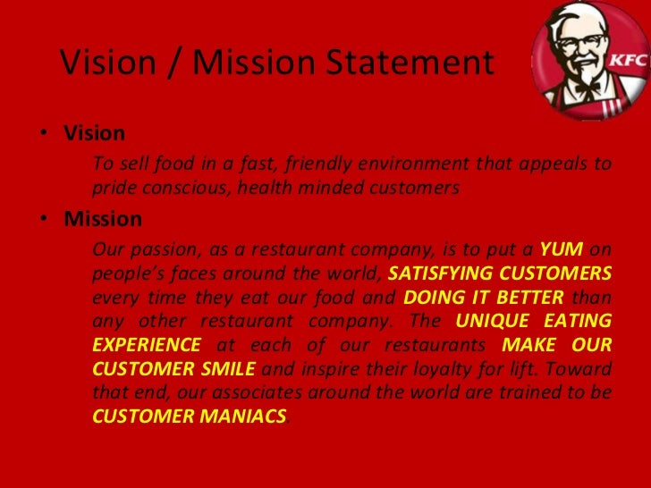analysis of the mission and vision Abstract: background: effective use of a mission statement has been linked with  better organisational performance we have seen increasing importance placed .