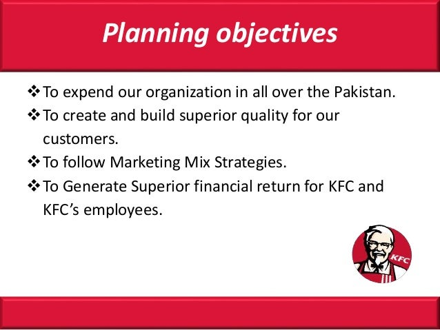 management structure of kfc A hierarchy structure of mcdonald's companymcdonald's is the world's most popular and successful fast-food chain which serves almost 58 million people every day.
