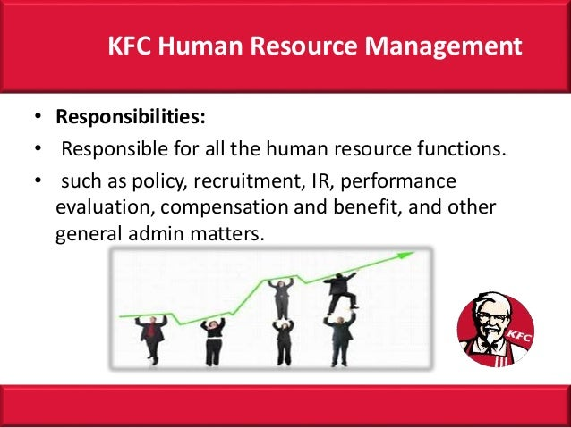 recruitment of kfc Positioning kfc as an employer of choice  evp-branded careers website received over 135,000 applications helping kfc save over 90% of its recruitment marketing budget, enabling kfc to draw from a wider talent pool and screen applicants efficiently thus saving managers on average 24 minutes per applicant.
