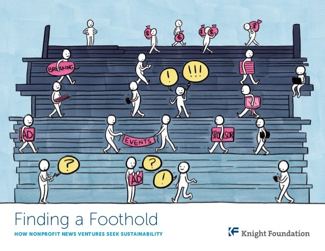 Knigth Foundation - Finding a Foothold
