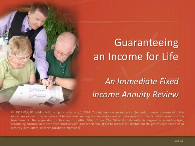 Kfs immediate annuities
