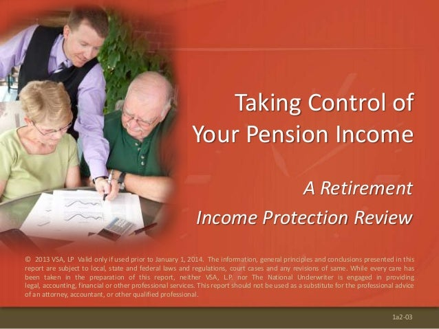 Kfs retirement income protection