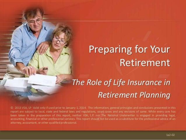 Kfs retirement life insurance