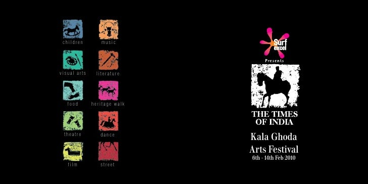 Kalaghoda 2010 schedule