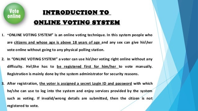 online voting system Simple online polling system project in php how to vote in online poll competition for many times on phone, how to hack online voting.