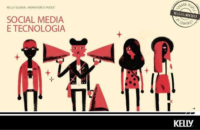 Kgwi#4 2013 social media e tecnologia