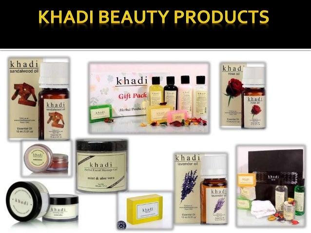KHADI PRODUCTS: Khadi Beauty Products Online