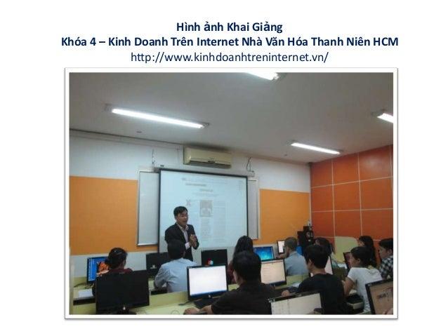 Hình ảnh Khóa 4 -Nhà Văn Hóa Thanh Niên HCM