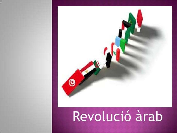 Revolució àrab
