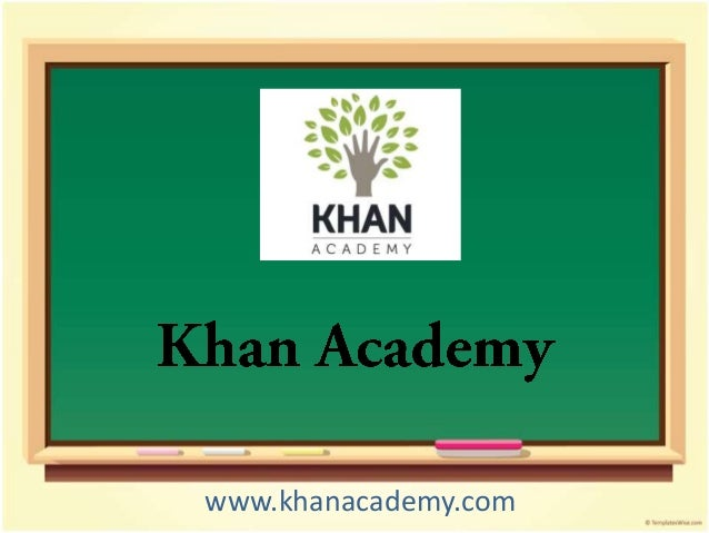 www.khanacademy.com
