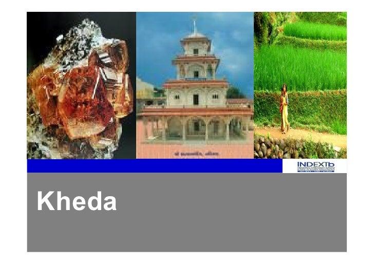 Kheda - District Profile