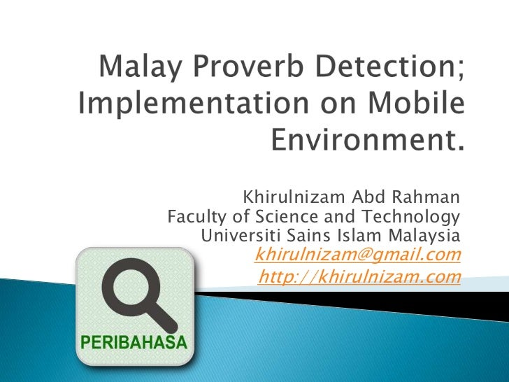 Khirulnizam   malay proverb detection - mobilecase 19 sept 2012 - copy