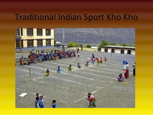 Traditional Indian Sport Kho Kho
