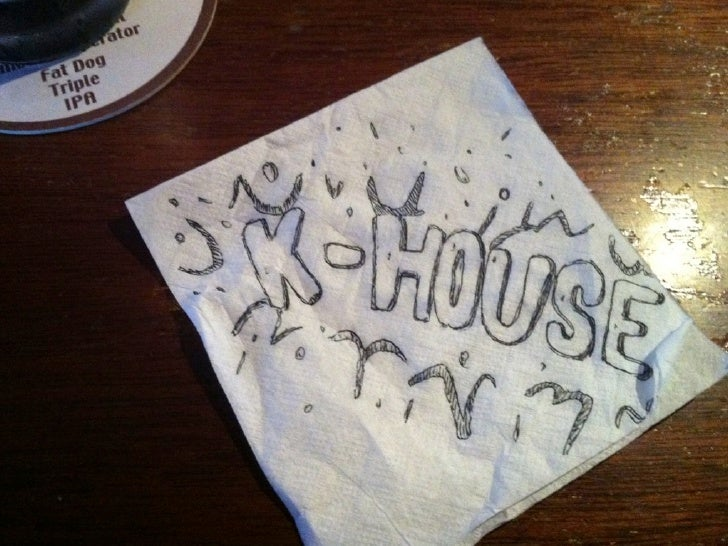 K'House Presentation at Ignite Philly 8