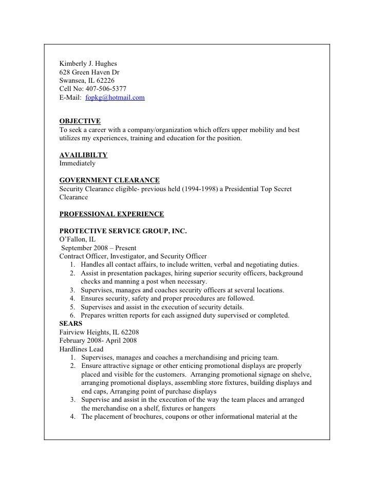 resume for quality control logistics quality control specialist ...