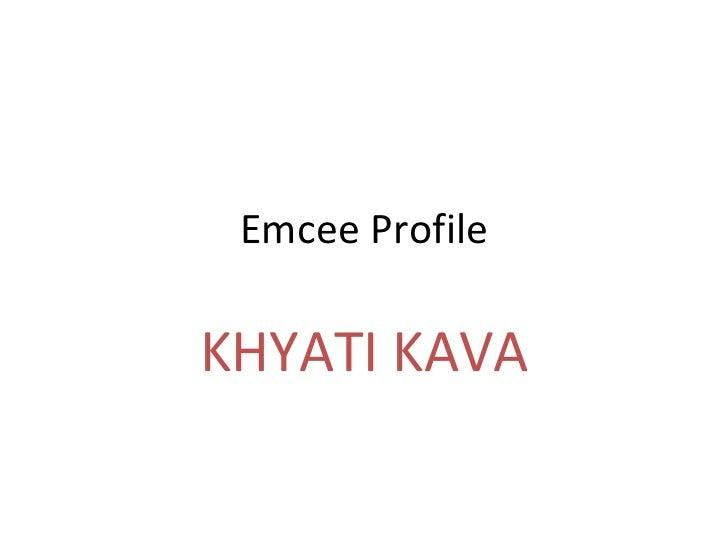 Khyati profile...! (1)
