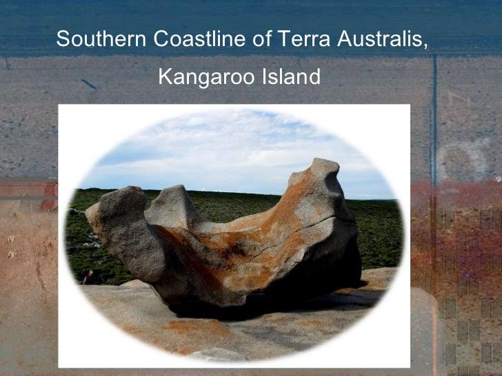 Southern Coastline of Terra Australis, Kangaroo Island