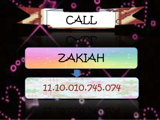CALL ZAKIAH 11.10.010.745.074