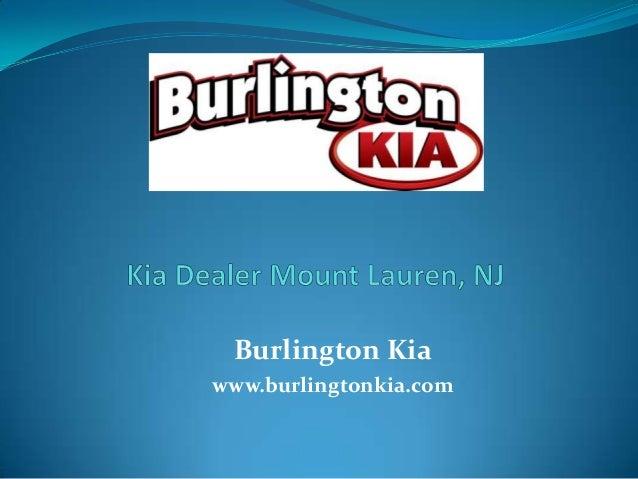 Kia Dealer Mount Lauren, NJ