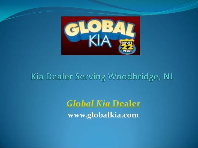 Global Kia Dealer www.globalkia.com
