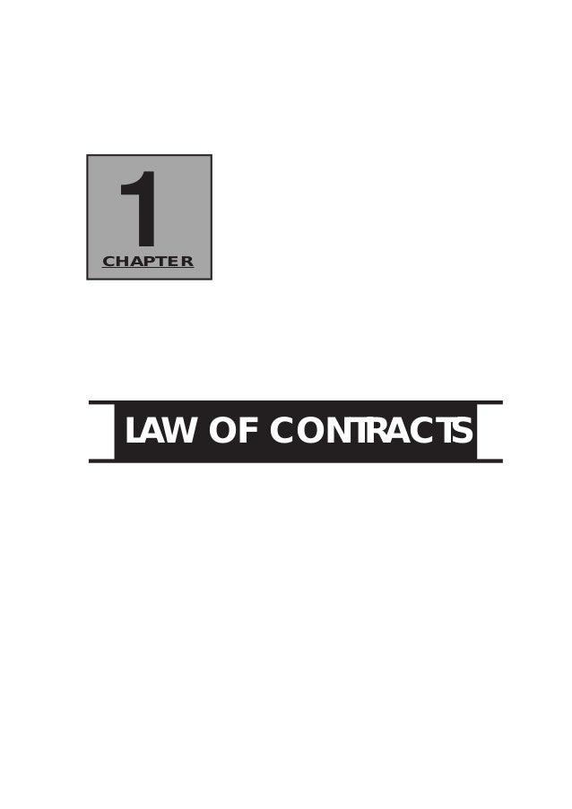 Kiams law of-contract